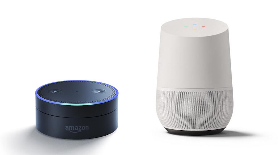 Alexa e Google ci spiano in casa!