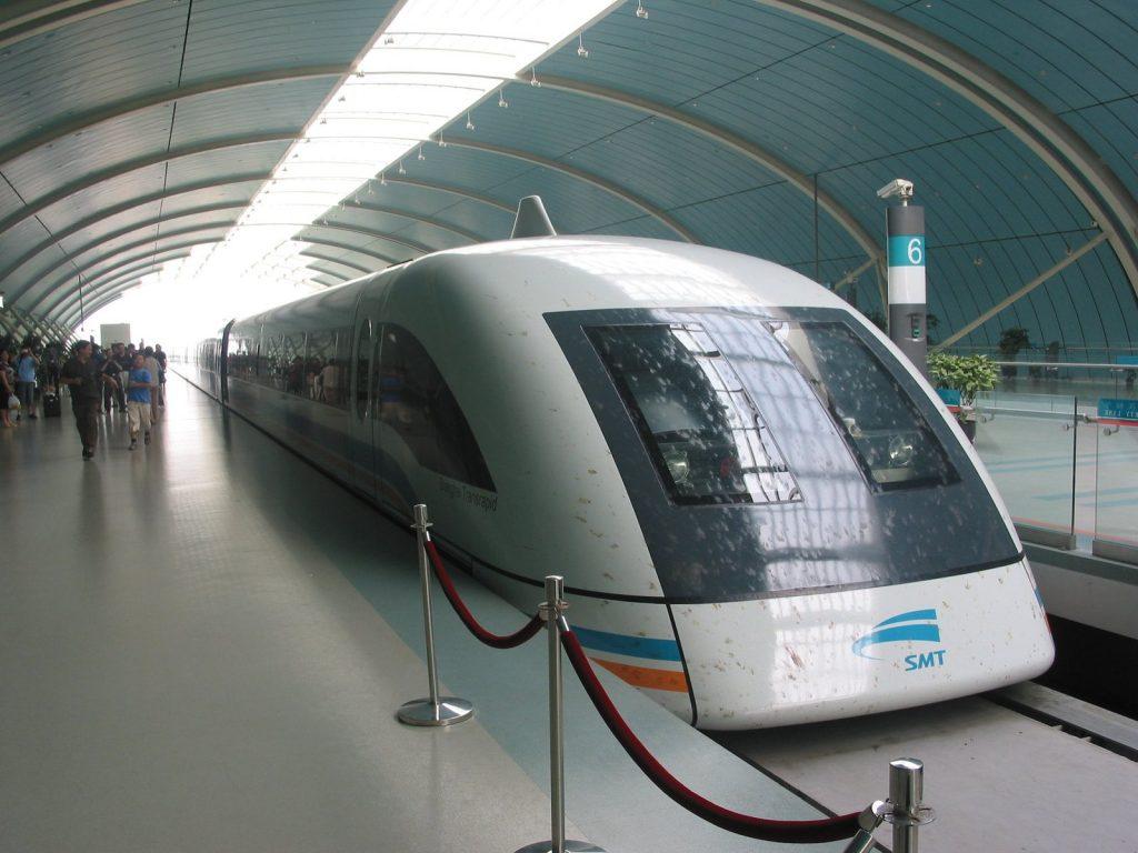 Maglev: ultima generazione di treni a levitazione magnetica che arrivano a 600 km/h