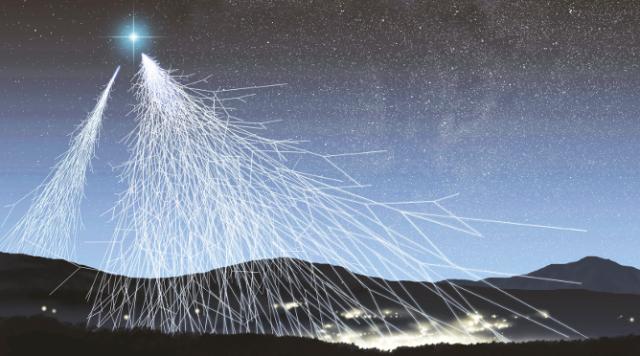 Record di raggi cosmici verso la Terra. L'origine è il minimo solare
